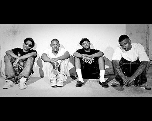 Kendrick Lamar Poster Hip Hop Rap Artist Room Wall Decor High Quality 16x20 Inches