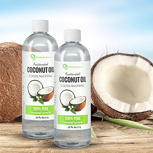 Premium Nature Fractionated Coconut Oil Review