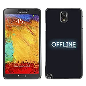 GagaDesign Phone Accessories: Hard Case Cover for Samsung Galaxy Note 3 - OFFLINE