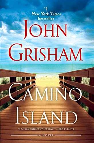 Book cover from Camino Island: A Novel by John Grisham
