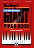 Bradley's Giant Piano Book, Richard Bradley, 0739045512