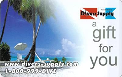 Divers Supply Gift Card