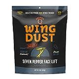Seven Pepper Facelift Wing Dust HOT! 5 oz. Bag -
