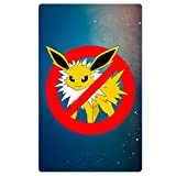 H-YUDY Pokebusters Eevee Adults Beach Blanket 80cm*130cm