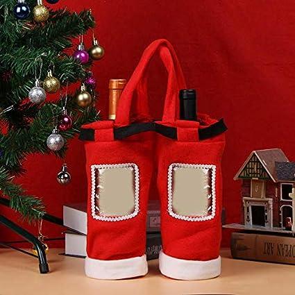 Supply Bag - Large Merry Christmas Red Coke Bottle Gift Bag ...