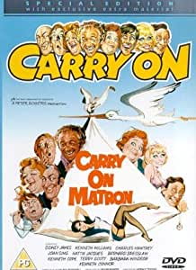 Amazon.com: Carry on Matron [Region 2]: Kenneth Williams