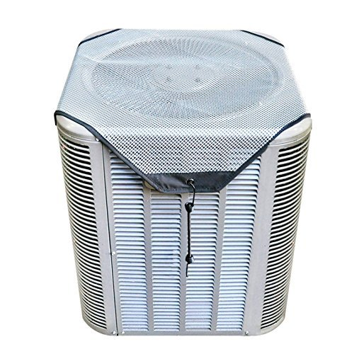 Sturdy Covers AC Defender - All Season Universal Mesh Air Conditioner Cover - AC Cover for Central Units ...