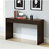 Pemberly Row Wall Console in Espresso