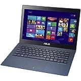Asus Zenbook UX302LA 33,8 cm (13,3 Zoll) Ultrabook (Intel Core i5 4200U, 1,6GHz, 8GB RAM, 500GB HDD, 16GB SSD, Intel HD 4400, Win 8) dunkelblau