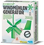 4M 663267 - Green Science, Costruire mulini a vento