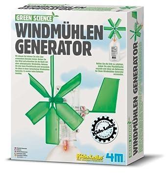 HCM Kinzel - Juguete educativo de meteorología (versión en alemán)