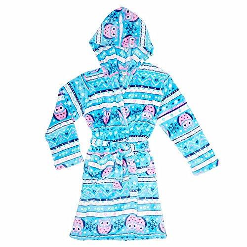 Komar Kids Hooded Velvet Fleece