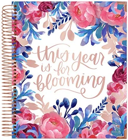 HARDCOVER bloom daily planners 2019 2020