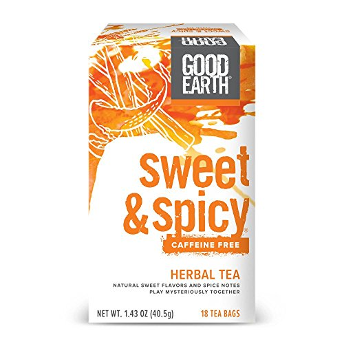 Good Earth Herbal Sweet Caffeine
