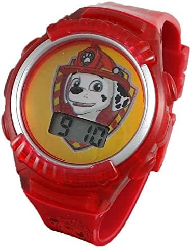 Paw Patrol Marshall Kid's Digital Red Watch PAW4061