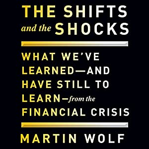 The Shifts and the Shocks Audiobook