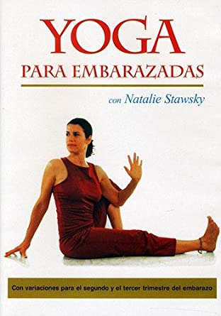Natalie Stawsky - Yoga Para Embarazadas [USA] [DVD]: Amazon ...