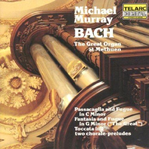 - The Great Organ at Methuen - Bach: BWV 540, 542, 582, 643, & 737