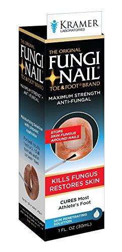 Fungi Nail Toe Foot Anti Fungal Solution product image