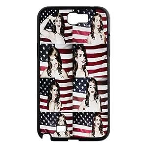 diy Custom Cover Case for SamSung Galaxy Note2 n7100 - Lana Del Rey case 4