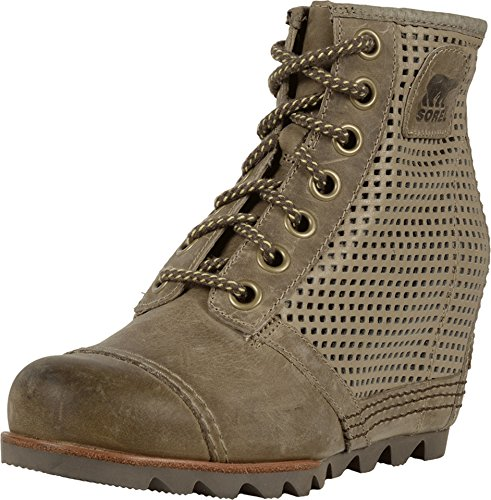 Sorel 1964 Premium Wedge Boot - Women's Verdant 9 (Columbia Sportswear Boots)