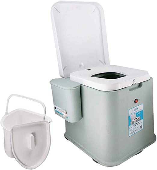 OUTDOOR CAMPING TOILETTE REISE KLO TOILETTE CAMPING EIMER OUTDOOR WC CAMPINGKLO
