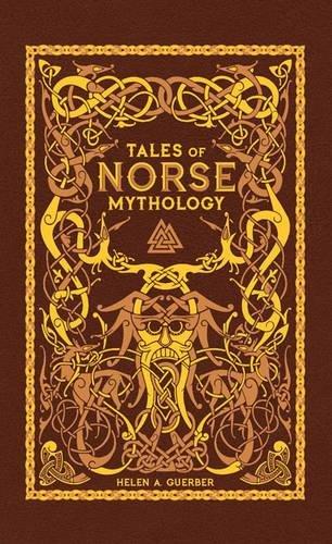 Tales Of Norse Mythology  Barnes   Noble Omnibus Leatherbound Classics