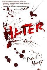 Hater: A Novel (Hater series) Paperback