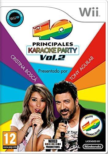 Los 40 Principales - Volumen 2: Amazon.es: Videojuegos