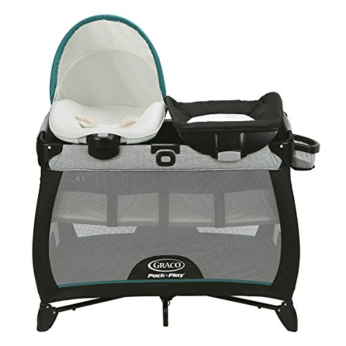 Graco Pack N Play Playard Quick Connect Portable Napper