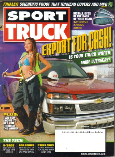 Sport Truck Magazine, Vol. 20, No. 4 (April, ()