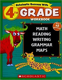 math worksheet : scholastic success with 3rd grade workbook terry editor cooper  : 3rd Grade Workbooks