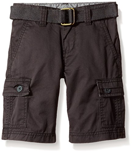 Levi's Boys' West Coast Cargo Shorts, Phantom, 7X