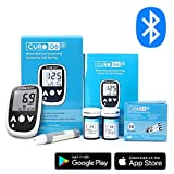 Best Glucose Meters - CURO G6s Glucose Bluetooth Home Test Kit Review