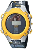 Universal Pictures Boy's 'Secret Life of Pets' Automatic Plastic and Polyurethane Casual WatchMulti Color (Model: SLPKD16007FL)