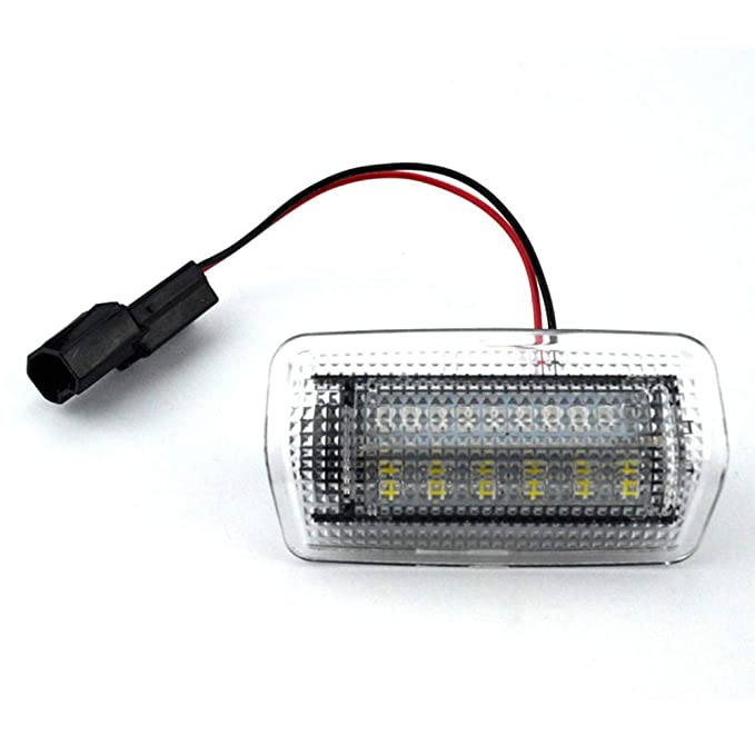 Kurl - Lámpara LED de cortesía para Puerta de Coche, proyector de ...