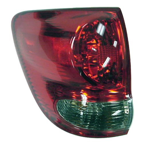 TYC 11-6114-00 Toyota Sequoia Driver Side Replacement Tail Light Assembly