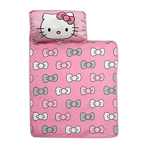 - Lambs & Ivy Hello Kitty Pink/Gray/White Toddler Nap Mat