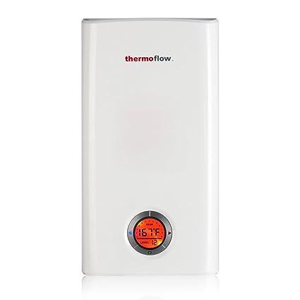 Amazon.com: Termoflujo eléctrico sin depósito calentador de ...