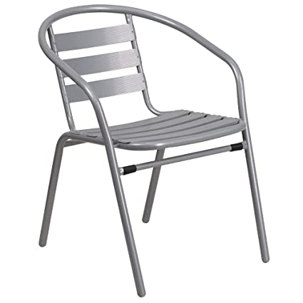 Superbe Amazon.com: Patio Table And Chairs   Monty Metal French Bistro Chairs:  Office Products