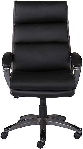 Staples 2260347 Rockvale Luxura Office Chair Black