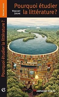 Pourquoi étudier la littérature ? par Vincent Jouve