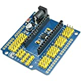 5PCS Expansion sensor Shield Module compatible for Arduino UNO R3 Nano V3.0 NANO I / O