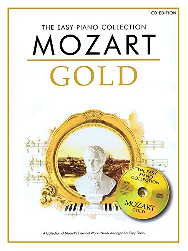 Mozart Gold: The Easy Piano Collection