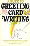 A Guide to Greeting Card Writing