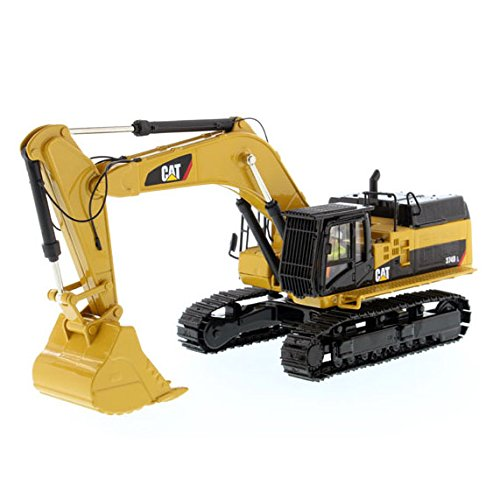 (Caterpillar 374D L Hydraulic Excavator High Line Series)