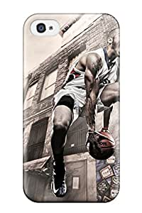 Jimmy E Aguirre's Shop Hot terrance hall basketball nba NBA Sports & Colleges colorful iPhone 4/4s cases