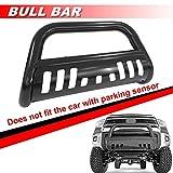 98 ram 1500 bull bar - Mifeier Black Bull Bar Front Bumper Brush Push Grill Guard Fit 1994-2001 Dodge Ram 1500