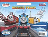 img - for Rescue Team! (Thomas & Friends) (Big Coloring Book) book / textbook / text book