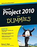 img - for Project 2010 For Dummies by Nancy C. Muir (2010-05-11) book / textbook / text book